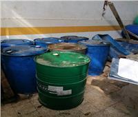 حماية المستهلك بالمنوفية تضبط مصنع صابون يستخدم خامات منتهية الصلاحية