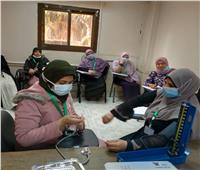 «صحة المنيا» تقدم خدمات تنظيم الأسرة لـ102 ألف مواطنة