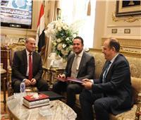 «معلومات مجلس الوزراء» يبدأ تطوير قاعدة التشريعات القومية