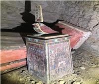 تعرف على| تفاصيل الكشف الأثري الجديد في سقارة