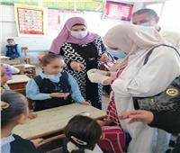 تطعيم700 ألف تلميذ ضد الطفيليات المعوية بمدارسالشرقية