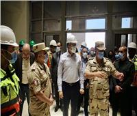 وزير السياحة يتفقد المبنى الإداري للوزارة والمتحف بالعاصمة الإدارية