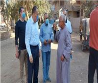 أهدر الماء فى الشارع .. تحرير محضر لمواطن «شرقاوي»
