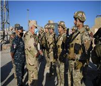 رئيس الأركان يتابع سير العمليات ومظاهر عودة الحياة الطبيعية بشمال سيناء