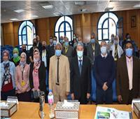"""محافظ المنيا يشهد توقيع بروتوكول تعاون بين التضامن الاجتماعي و"""" مصر الخير"""""""