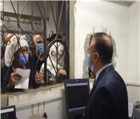 محافظ الإسكندرية: اتخاذ الإجراءات القانونية بحق المقصرين بتأمينات الدخيلة