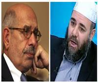 البرادعي وقاتل السادات يتحدثان عن الجماعات الإرهابية.. ومغردون: «تحاور المُنتمي لها»