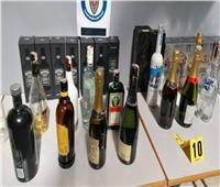الجمارك: ضبط مشروبات كحولية غير خالصة الرسوم بقيمة تعويضات 4 ملايين جنيه