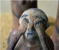 قصة صورة  «التمثال الباكي» حداد من العصر الروماني