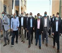 ردود أفعال إيجابية لزيارة رئيس الوزراء إلى بورسعيد