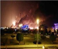 «الطاقة السعودية»: حريق في الخراطيم العائمة بمحطة لتوزيع المنتجات البترولية