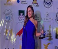 بمهرجان الإسكندرية السينمائي.. كارول سماحة تحصد ميدالية ذهبية بـ«الصدفة»