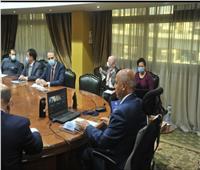 وزير النقل يستعرض الفرص الاستثمارية أمام 40 بنك وشركة عالمية