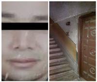 أول صور لشقة «سفاح الجيزة» قاتل زوجته وصديقه في بولاق الدكرور