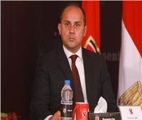حوار| المدير التنفيذي للأهلي: خلافات المجلس أوهام.. وصفحة تركي «اتقفلت»