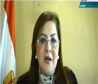 وزيرة التخطيط: الدولة اتخذت خطوات وإجراءات لمواجهة تداعيات كورونا|فيديو