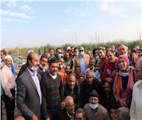 «سعفان» يلتقي صيادي بحيرة مريوط لشمول 10 آلاف منهم ضمن منظومة الرعاية