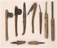 صور| «القدوم والبلطة».. أدوات النجارة في العصر الفرعوني