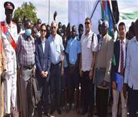 وفد جامعة الإسكندرية يزور جنوب السودان لافتتاح الفرع الجديد في 2021