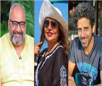 بيومي فؤاد وحمدي الميرغني يشاركان ليلى علوي في «ماما حامل»