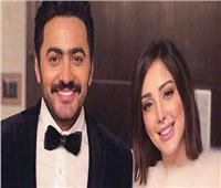 بعد الحذف.. بسمة بوسيل تُعيد إعلان انفصالها عن تامر حسني