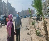 نائب محافظ القاهرة: زراعة وتجميل شوارع مدينة نصر والنزهة