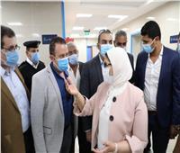 زايد تتابع التشغيل التجريبي لمنظومة التأمين الصحي الشامل في جنوب سيناء