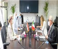 «البيئة»: إيطاليا تقدم دعمًا إضافيًا للمحميات الطبيعية في مصر