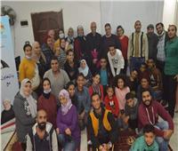 «الأسقفية» تواصل مشروع «معاً من أجل تنمية مصر»بمحاضرة لشباب العجمى