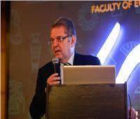 وزير قطاع الأعمال يشهد انطلاق «مؤتمر مصر في عالم متغير»| صور