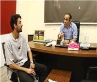تفاصيل جلسة «عبدالحفيظ» مع «طاهر محمد طاهر» فى الأهلى
