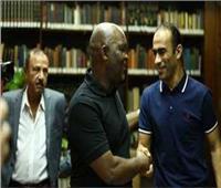 موسيمانى يجتمع مع عبد الحفيظ
