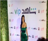 شاهد | إطلالة جديدة لـ«رانيا يوسف» فى العرض الخاص لمسلسل «الآنسة فرح»