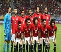 التعادل السلبي يحسم الشوط الأول بين مصر وتوجو