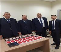 إحباط محاولة تهريب 27 هاتف «آيفون» بمطار القاهرة