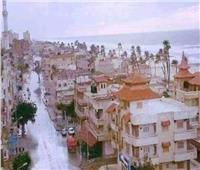 أمطار رعدية علي عدة مناطق  بشمال سيناء
