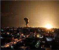 طائرات الاحتلال تستهدف أراضٍ زراعية ومواقع في قطاع غزة