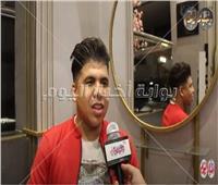 عمر كمال من داخل مطار القاهرة: «صباحكم كله خير ورزق»