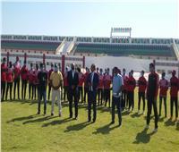 رئيس جامعة أسوان: مستمرون في المبادرة الرئاسية «الرياضة أمن قومي»