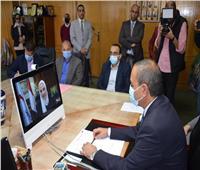 وزيرة التضامن تطلق مبادرة «عام دراسي آمن» من الإسماعيلية