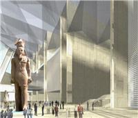 وضع اللمسات الأخيرة استعدادا لافتتاح المتحف المصري الكبير