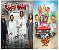 بالأرقام.. «عفريت ترانزيت» يُزيح «الخطة العايمة» من وصافة سوق السينما