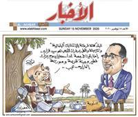 كاريكاتير الأخبار | الانتخابات البرلمانية