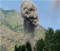 سكاي نيوز عربية: قصف جوي تركي على مناطق شمال العراق