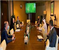 وزيرة الصناعة تبحث مع ممثلي شركة دبي للاستثمار خطط الشركة في مصر