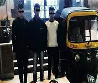 حبس كتيبة إعدام سائق «توك توك» في الشرقية