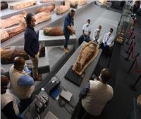 منطقة سقارة.. نرصد أهم الاكتشافات الأثرية خلال 6 سنوات