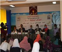 قافلة تعليمية لجامعة جنوب الوادي في نجع حمادي