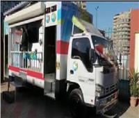مياه أسيوط تطلق سيارة خدمة العملاء المتنقلة لتسهيل الخدمات