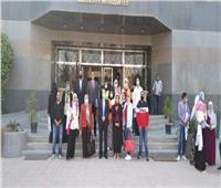 جامعة حلوان: انطلاق المرحلة الثانية من تطوير منطقة «كفر العلو»